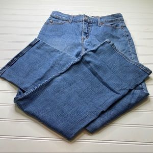 Levi's perfectly slimming women's jeans size 10s